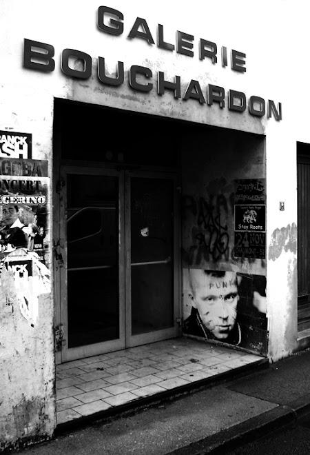 venissage petit punk - galerie Bouchardon à Chaumont