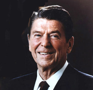 the life of the 40th president of the united states of america ronald reagan The presidency of ronald reagan in the united states was marked by multiple  reagan, ronald (1990) an american life  40th president of the united states.