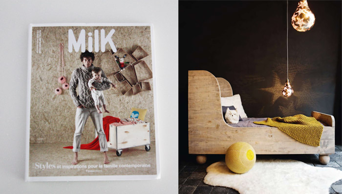 Milk Design Magazine Fancy Loves Milk Magazine