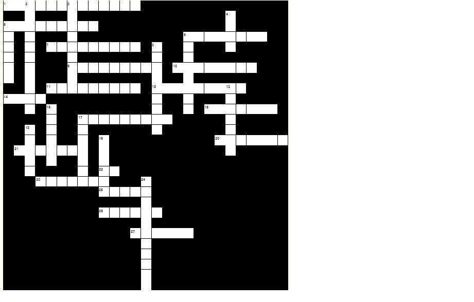 Adesivo De Parede Escritorio ~ Primera y Segunda Guerra Mundial crucigrama
