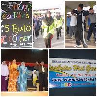 Sambutan Hari Guru 2010 Peringkat SMK Kamil
