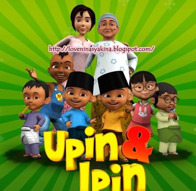 Upin Ipin - Sahabat selamanya