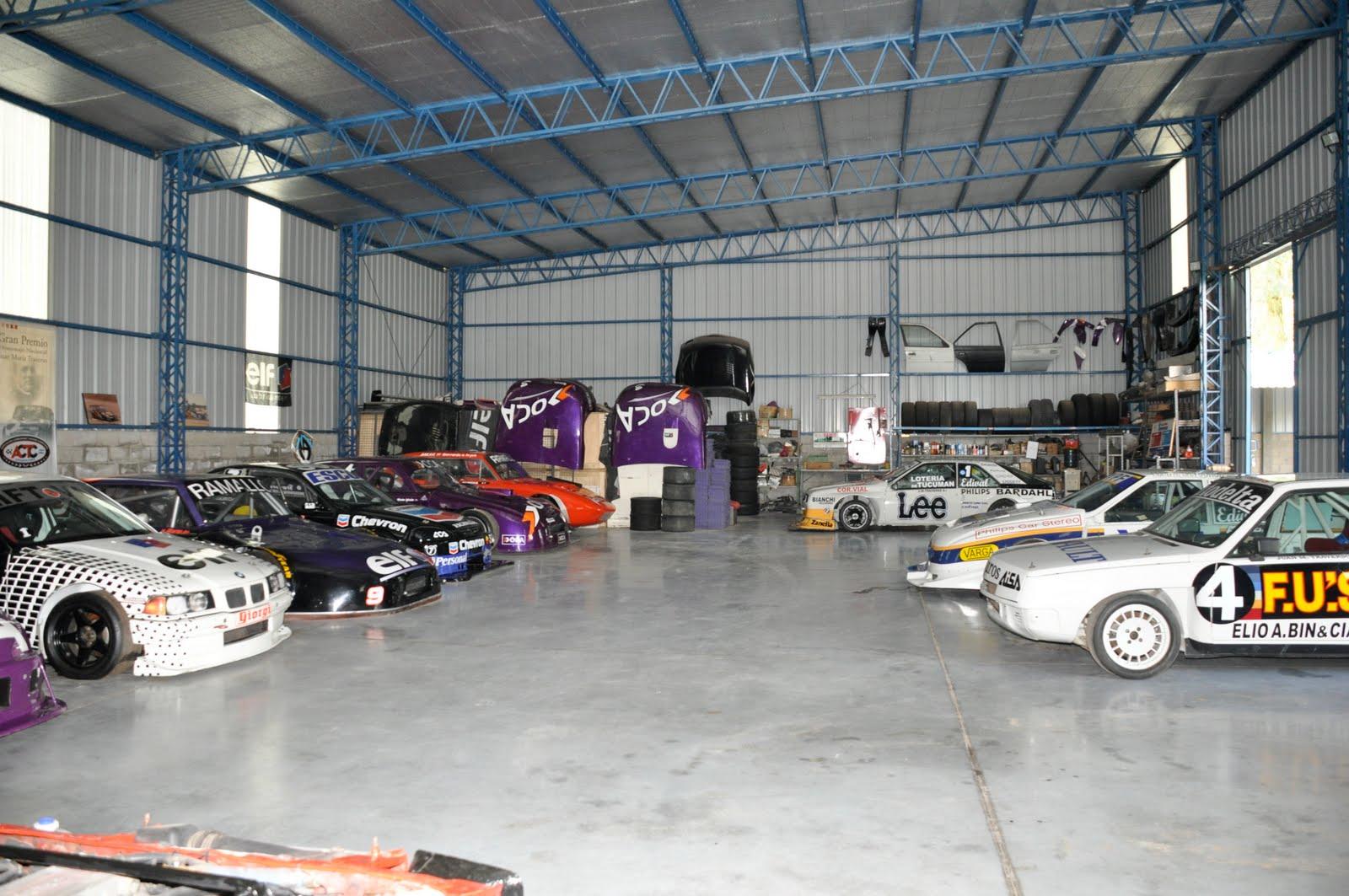 Casa Ford El Paso >> Vision Auto: TRAVERSO PREPARA SU MUSEO EN VILLA RAMALLO