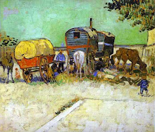 THE GYPSY'S CAMP...