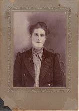 YAYA MATERNAL GREAT GRANDMOTHER - MOTHER OF CORA AGNES ROWAN PERRY