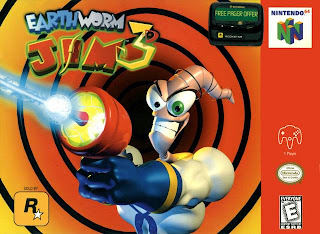 Earthworm Jim 3D Rom Nintendo 64 [N64]