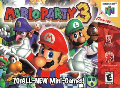 Mario Party 3 Español Rom Nintendo 64 [N64]