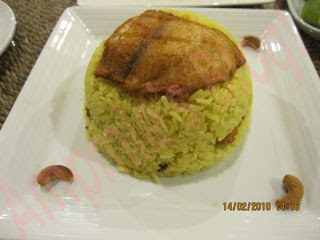 Yellow-Rice Fish