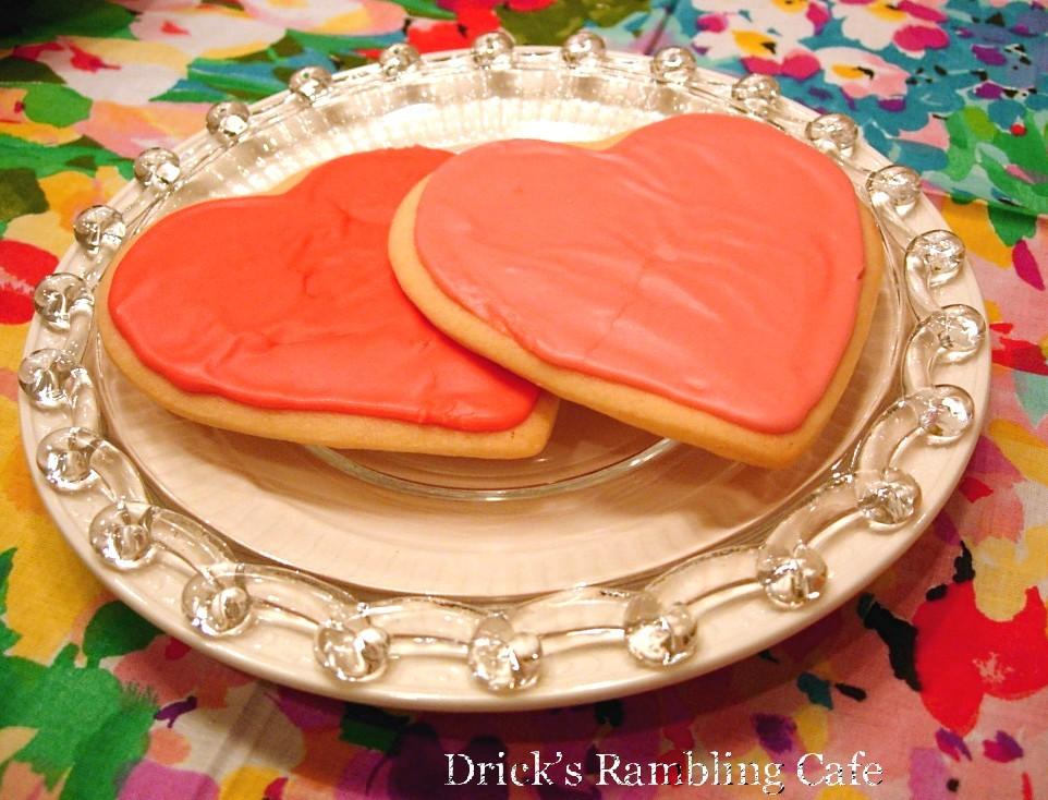 Images Of Valentine Cookies. Valentine Cookies