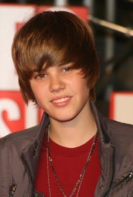 Justin Beiber haircut