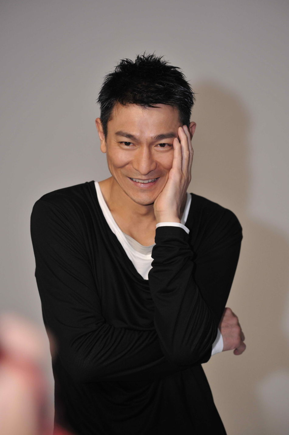 Andy Lau - Wallpaper Actress