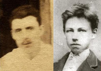 new rimbaud photo comparison