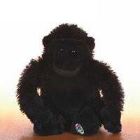gorilla retired webkinz