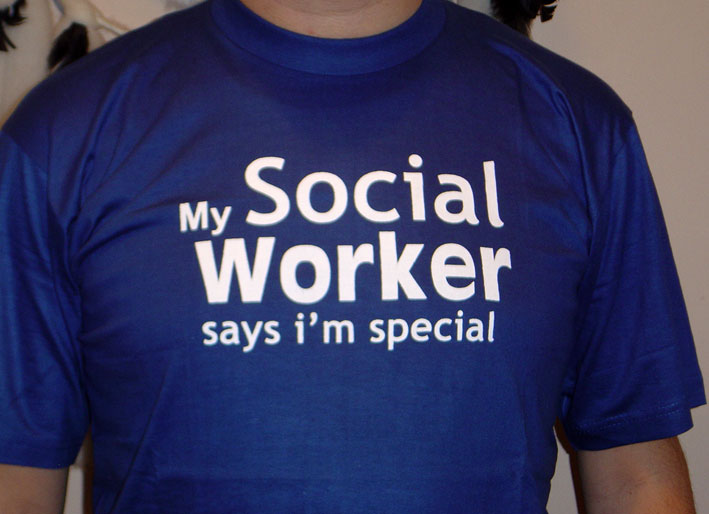 That Social Worker Not Your Mother
