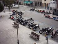Concentración Concello de Tomiño. 2008