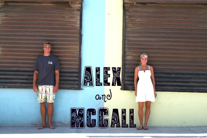 Alex&McCall