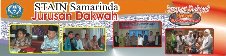 Jurusan Dakwah STAIN Samarinda