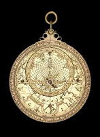 Astrolabe from 11th C.