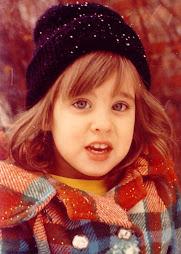 steph at age 4 ...