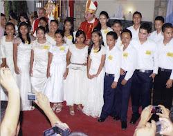 Narcisa de Jesus, Parroco Pedro Reascos.