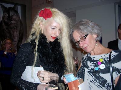 Judy Byron and Victoria F. Gaitan