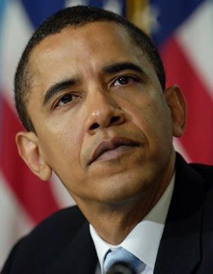 Barack Obama photograph by Mannie Garcia
