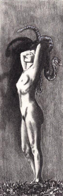 Medusa by F. Lennox Campello