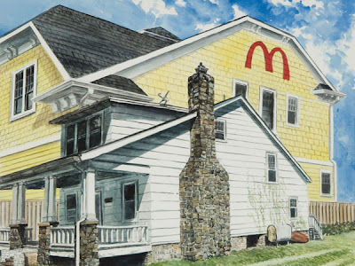 McMansion by Ben Ferry
