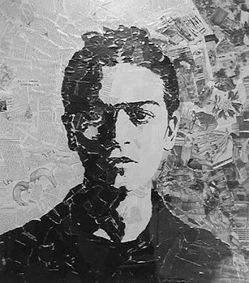 Frida Kahlo by Campello