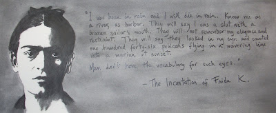 Incantation of Frida K - An Homage to Rita Braverman