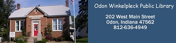 Odon Winkelpleck Public Library