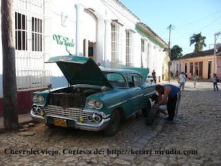 Vehiculo viejo