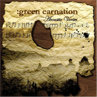 Green Carnation - Acoustic Verses
