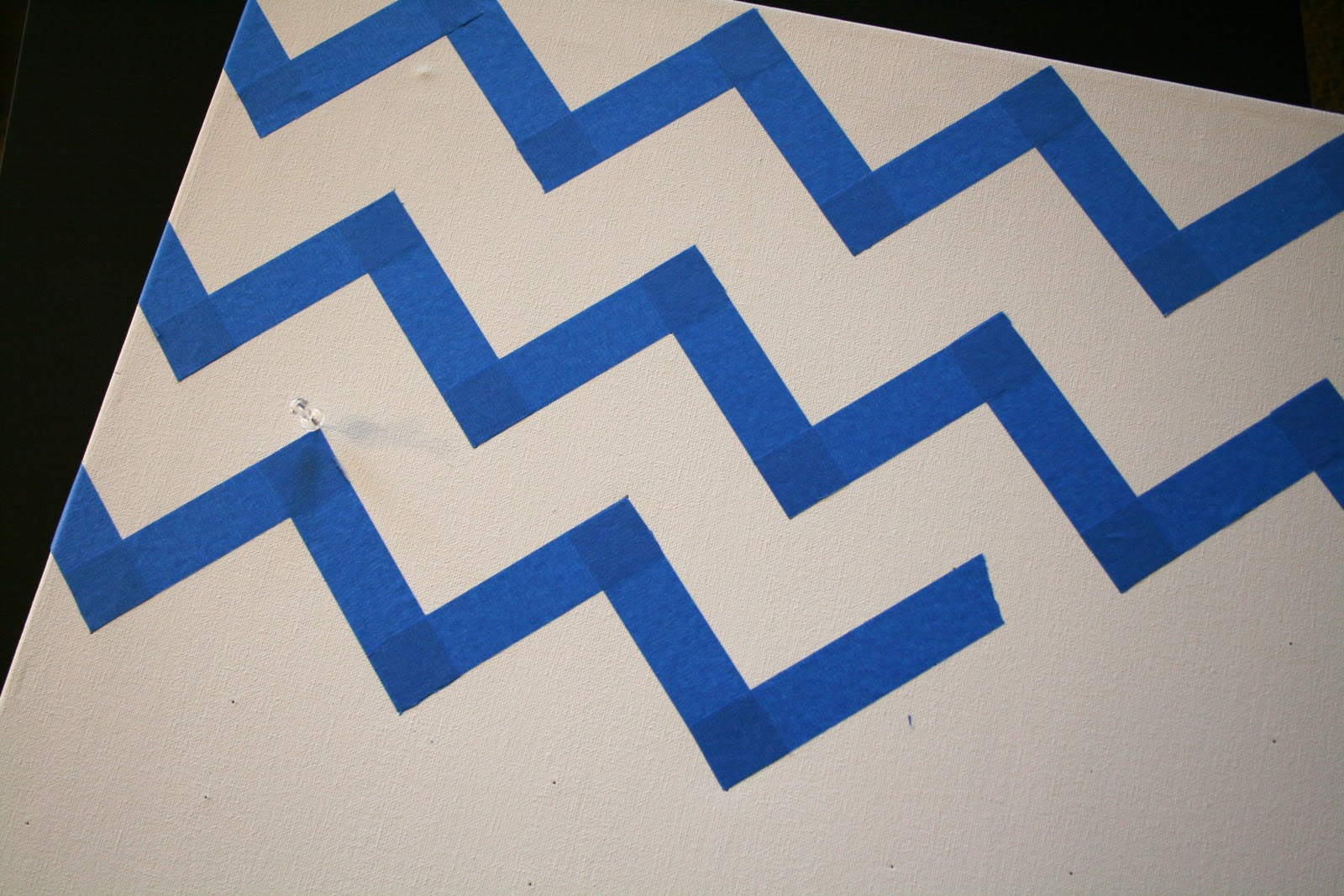 chevron pattern painters tape american hwy. Black Bedroom Furniture Sets. Home Design Ideas