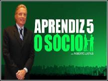 ´´O APRENDIZ 5 - O SOCIO``