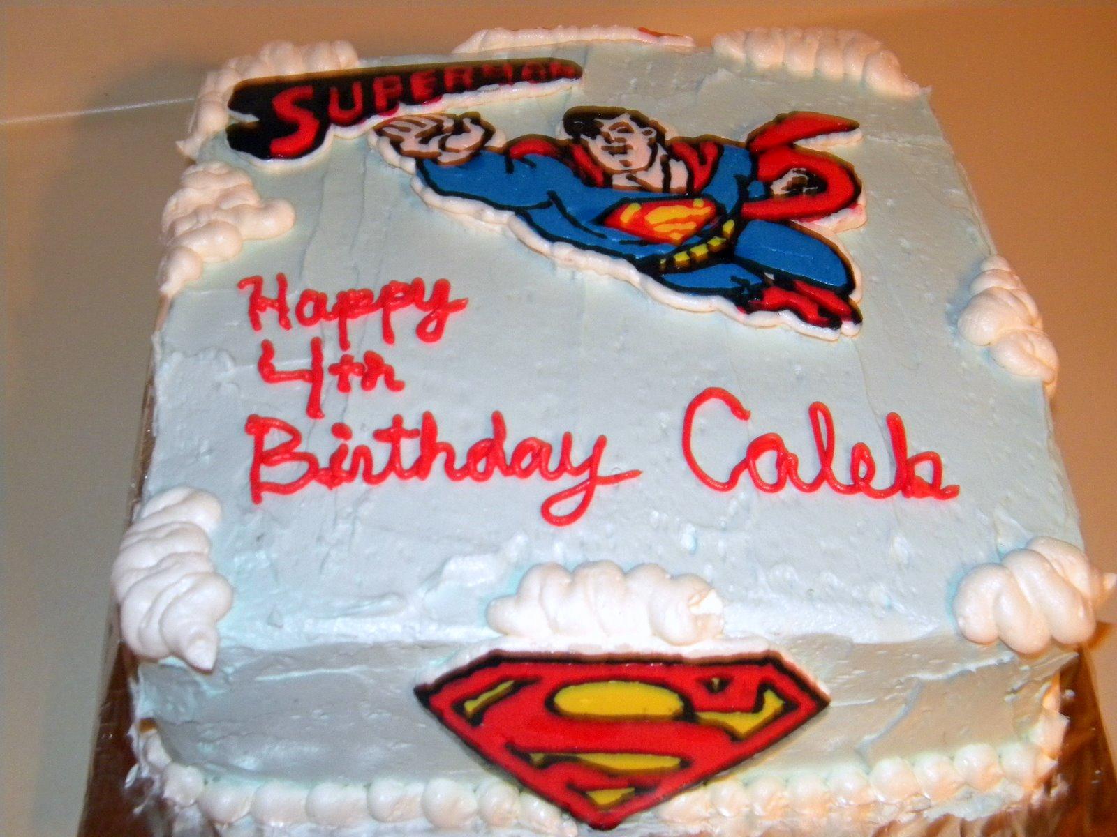 Hear Me Rohrer Caleb S Birthday Cake