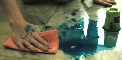 kék kéz bermuda