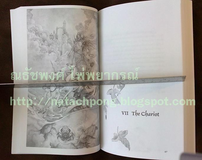 หนังสือ ไพ่ทาโรต์ Major Shadowscapes