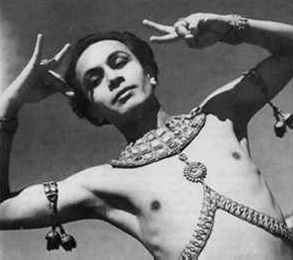 """RAM GOPAL"", : CECIL BEATON"