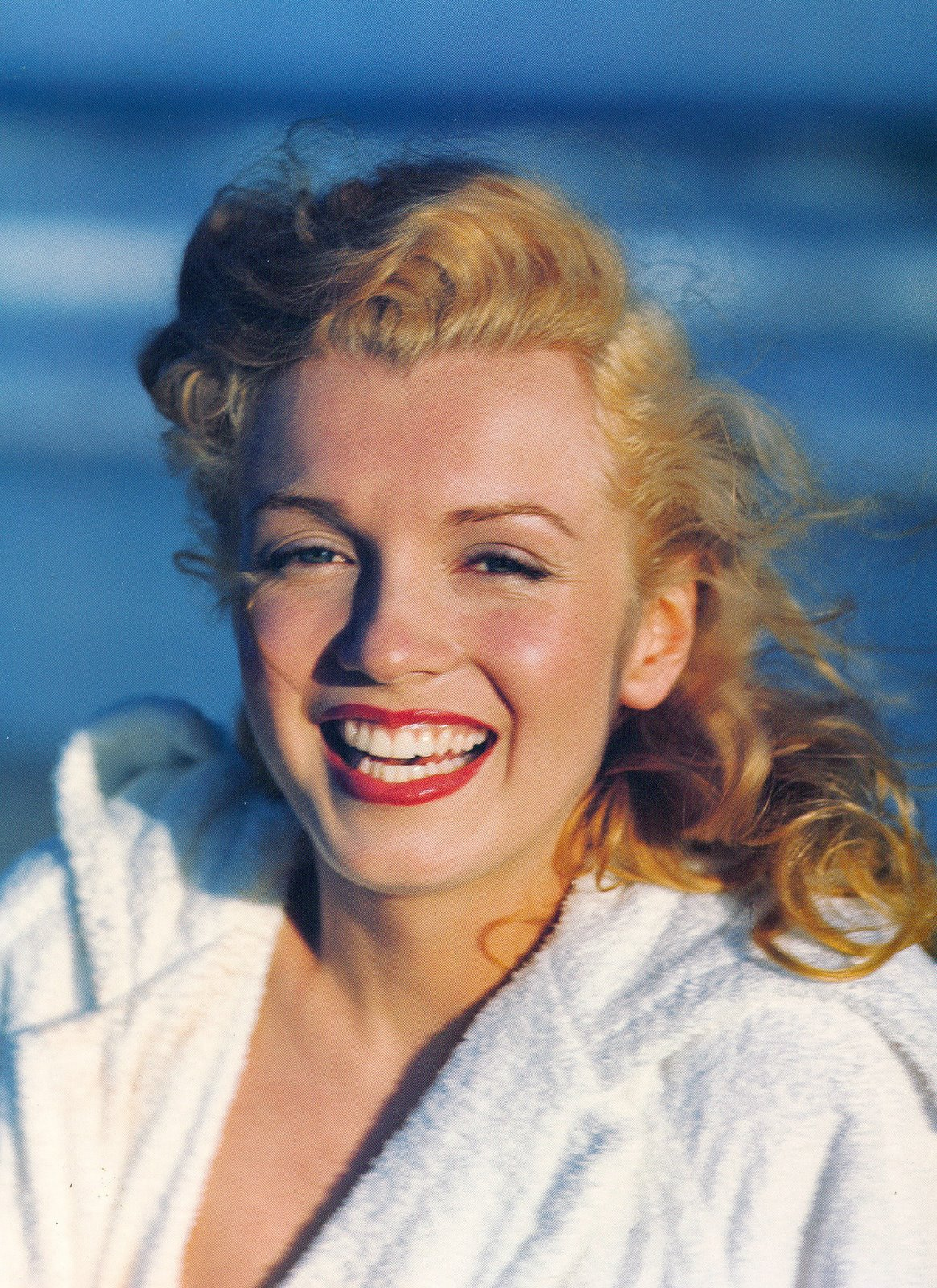"""MARILYN MONROE"" : ANDRE DE DIENES"