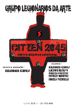 Novo Projeto: CITZEN 2045 - A Nova Ordem Mundial