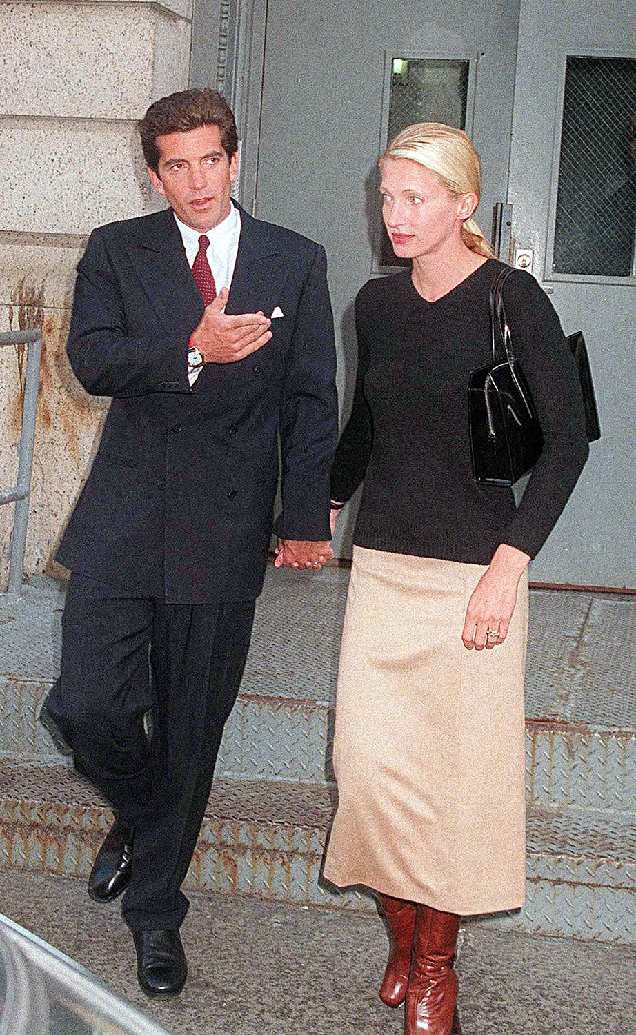La Mode de KIKA: Style Icon Vol.2 Carolyn Bessette Kennedy