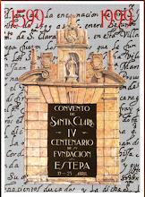 1599-1999 (400 años) Convento de Santa Clara
