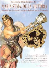2008 - Bendición María Stma. de la Victoria