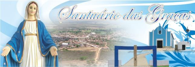 SANTUÁRIO DAS GRAÇAS EM FLORÂNIA