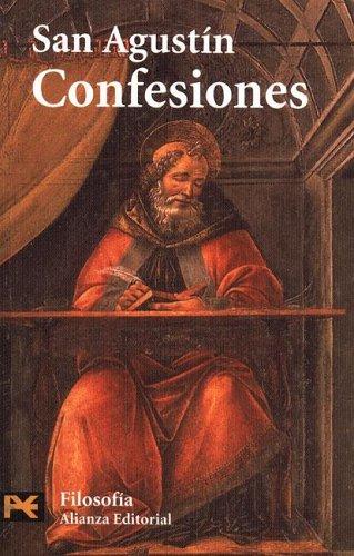 'CONFESIONES' de San Agustín de Hipona