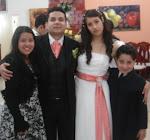 Paula, Erwin, Johanna, Hugo Arturo