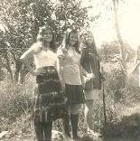 Lucía, Eliza y Gloria
