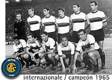 Inter'65:sus,Sarti,Facchetti,Guarneri,Bedin,Burnich,Picchi;jos,Jair,Mazzola,Peiro,Suarez,Corso