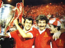 C.C.E. 1978 Ray Kennedy, Graeme Souness si Kenny Dalglish ( F.C.Liverpool)
